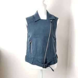 ELIZABETH AND JAMES Womens Tegan Casual Vest $445